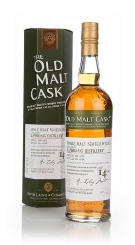 Laphroaig 14 Year Old 2000 (cask 10432) - Old Malt Cask (Hunter Laing)