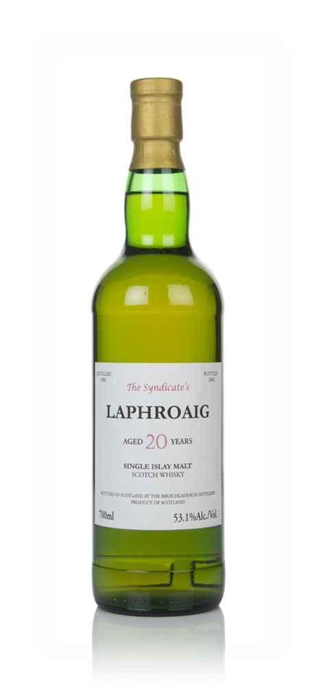 Laphroaig 20 Year Old 1988 (The Syndicate)