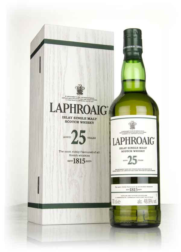 Laphroaig 25 Year Old Cask Strength (2017 Release)