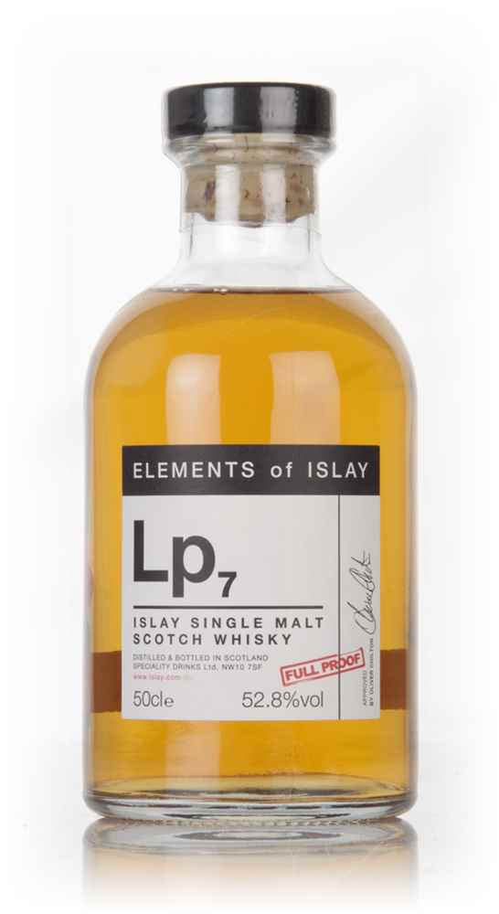 Lp7 - Elements Of Islay (Laphroaig)