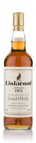 Linkwood 1972 (Gordon and MacPhail)
