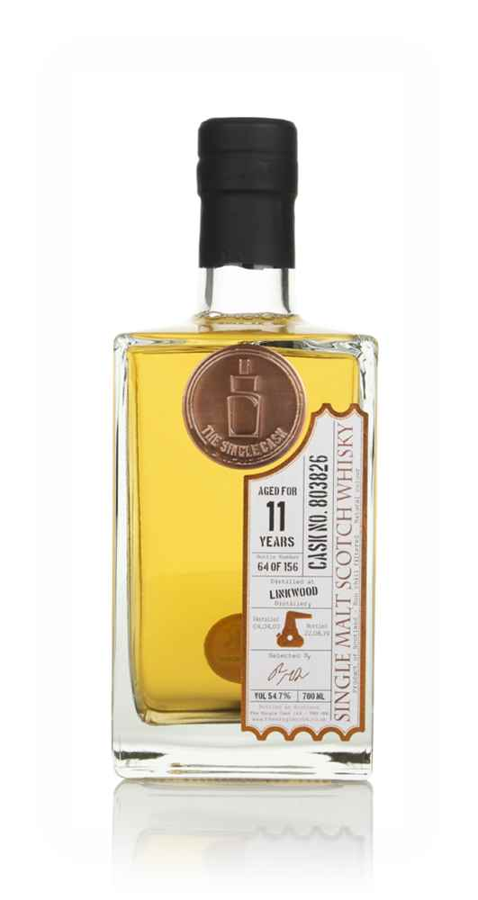 Linkwood 11 Year Old 2007 (cask 803826) - The Single Cask