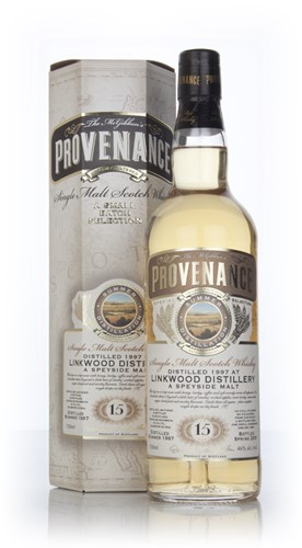 Linkwood 15 Year Old 1997 (cask 9661) - Provenance (Douglas Laing)