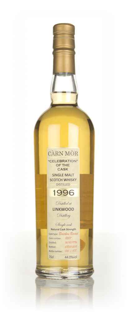 Linkwood 21 Year Old 1996 (cask 8227) -  Celebration of the Cask (Càrn Mòr)