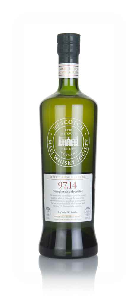 SMWS 97.14 18 Year Old 1990