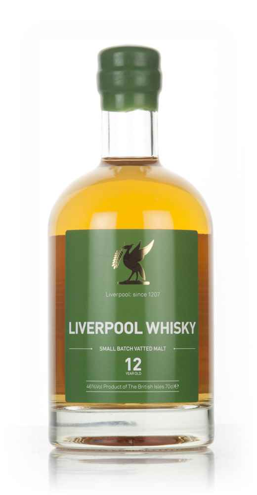 Liverpool Whisky 12 Year Old