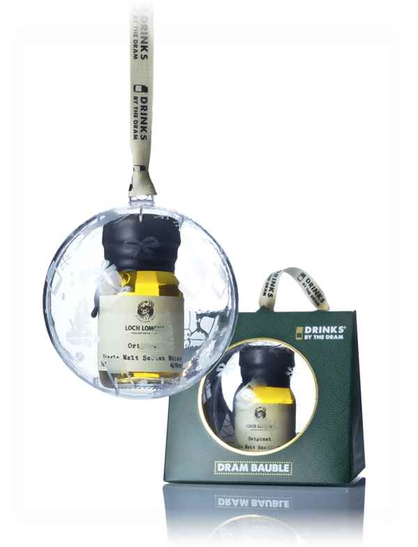 Drinks by the Dram Single Bauble - Loch Lomond Original
