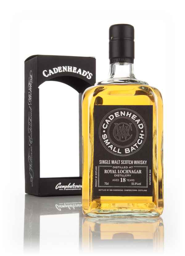 Royal Lochnagar 18 Year Old 1996 - Small Batch (WM Cadenhead)