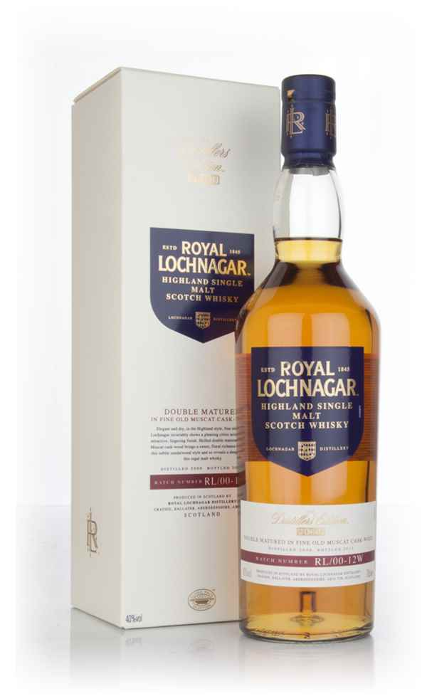 Royal Lochnagar 2000 (bottled 2012) Muscat Finish - Distillers Edition
