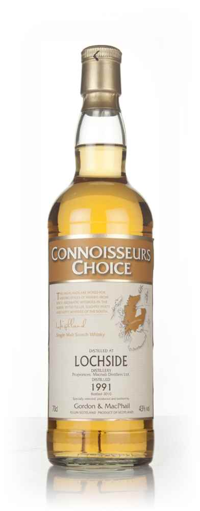 Lochside 1991 (bottled 2010) - Connoisseurs Choice (Gordon & MacPhail)