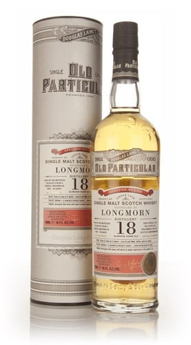 Longmorn 18 Year Old 1994 (cask 10051) - Old Particular (Douglas Laing)