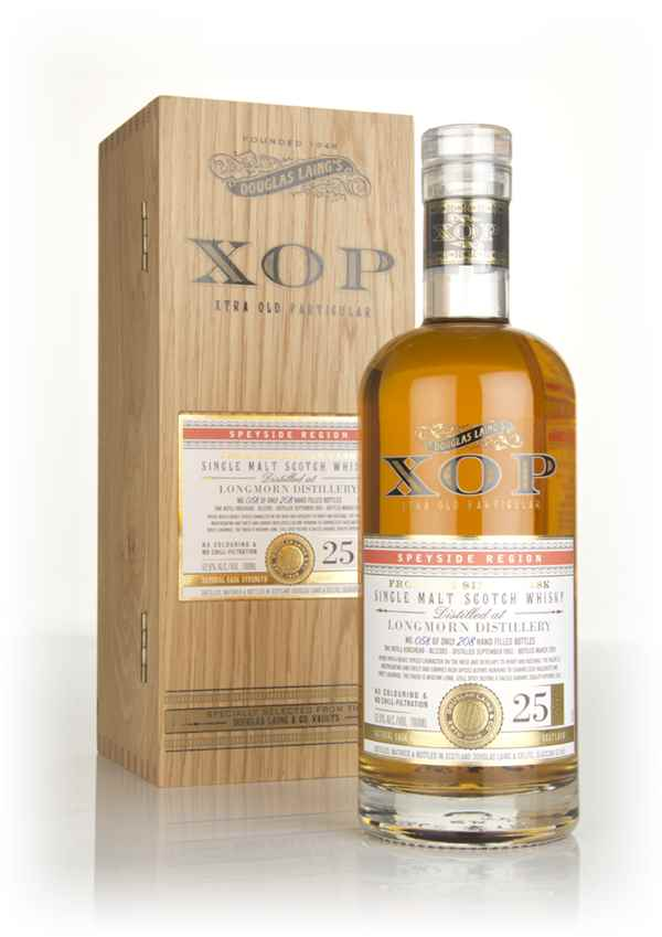 Longmorn 25 Year Old 1992 (cask 12395) - Xtra Old Particular (Douglas Laing)