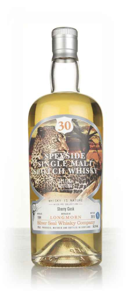 Longmorn 30 Year Old 1984 (cask 3212) - Whisky is Nature (Silver Seal)