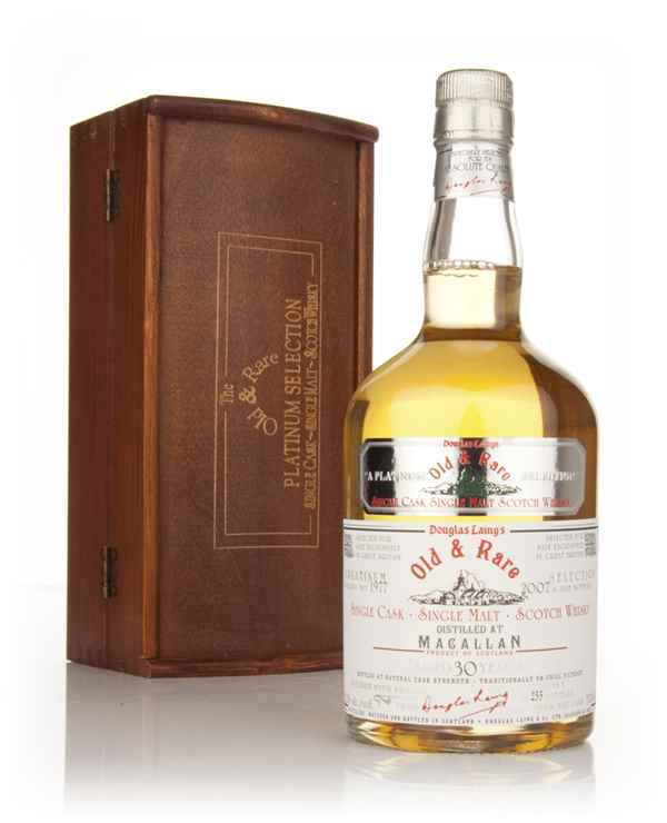 Macallan 30 Year Old 1977 - Old and Rare Platinum (Douglas Laing)