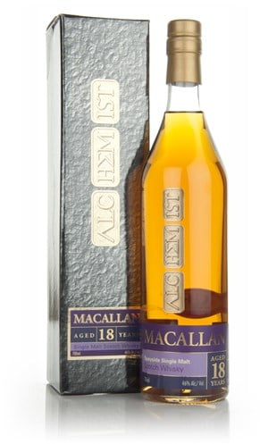 Macallan 18 Year Old  - Alchemist (Murray McDavid)