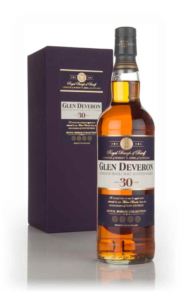 Glen Deveron 30 Year Old - Royal Burgh Collection