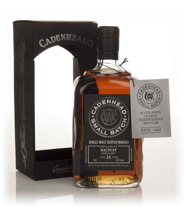 Macduff 24 Year Old 1989 - Small Batch (WM Cadenhead)