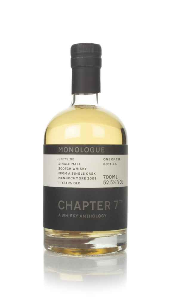 Mannochmore 11 Year Old 2008 (cask 16612) -  Monologue (Chapter 7)
