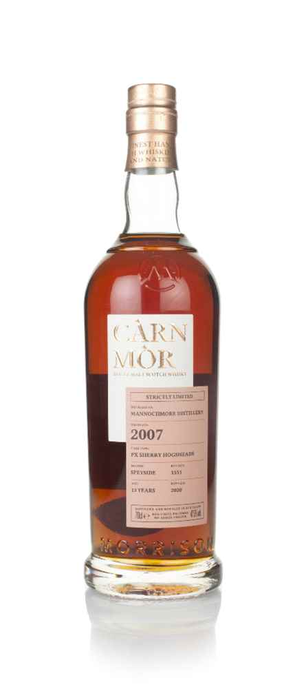 Mannochmore 13 Year Old 2007 - Strictly Limited (Càrn Mòr)