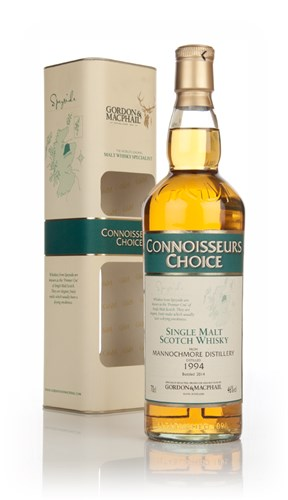 Mannochmore 1994 (bottled 2014) - Connoisseurs Choice (Gordon & Macphail)
