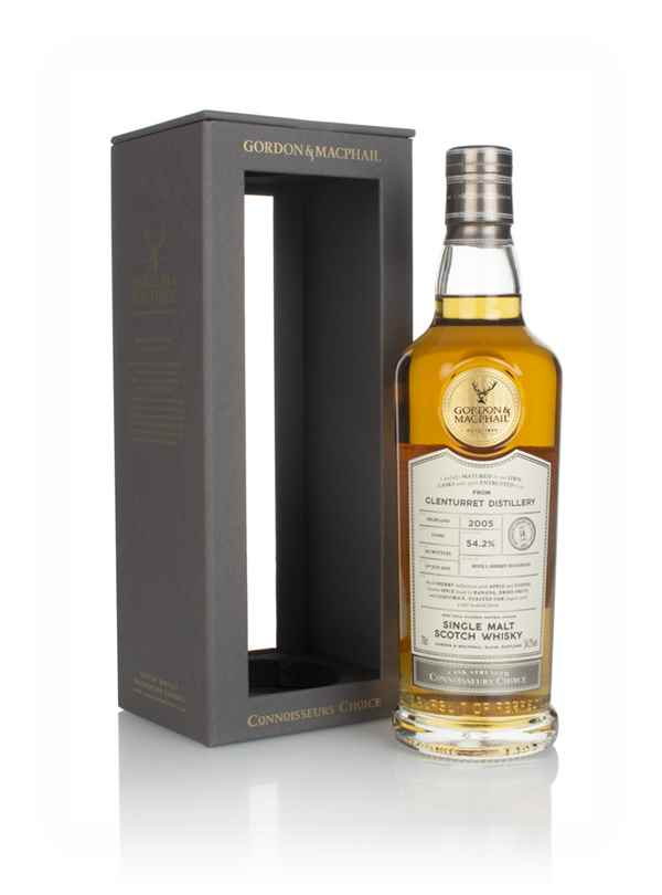 Mannochmore 22 Year Old 1997 - Connoisseurs Choice (Gordon & MacPhail)