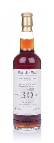 Master of Malt 30 Year Old Speyside (2nd Edition)