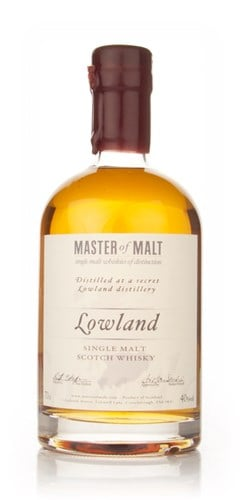Master of Malt Lowland Single Malt