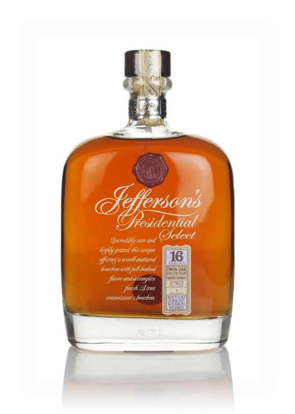 Jefferson's 16 Year Old Presidential Select