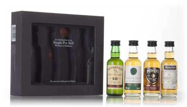 An Introduction to the Single Pot Still Whiskeys of Midleton Gift Set