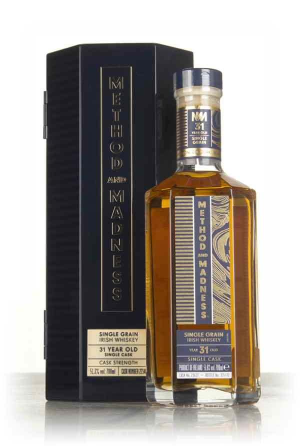 Midleton Method and Madness Single Grain 31 Year Old