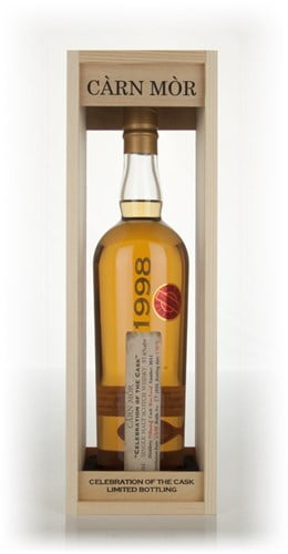 Miltonduff 14 Year Old 1998 (cask 3611) - Celebration of the Cask (Càrn Mòr)
