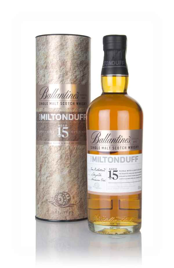 Miltonduff 15 Year Old - Ballantine's