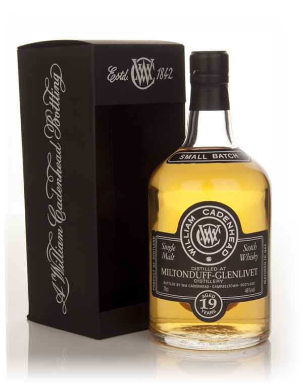 Miltonduff 19 Year Old 1994 - Small Batch (WM Cadenhead)