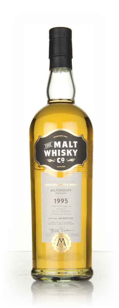 Miltonduff 20 Year Old 1995 (The Malt Whisky Company)