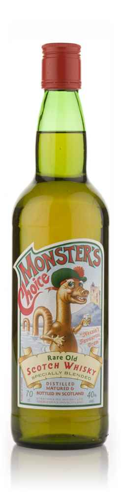 Monster's Choice Blended Scotch Whisky