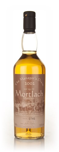 Mortlach 19 Year Old - Manager's Dram