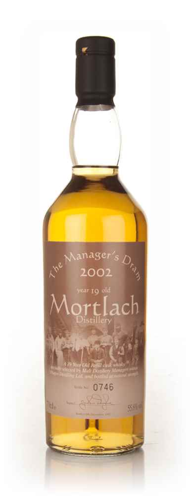 Mortlach 19 Year Old - The Manager's Dram