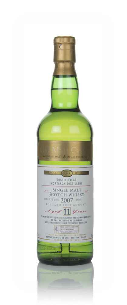 Mortlach 11 Year Old 2007 - Old Malt Cask (Hunter Laing)