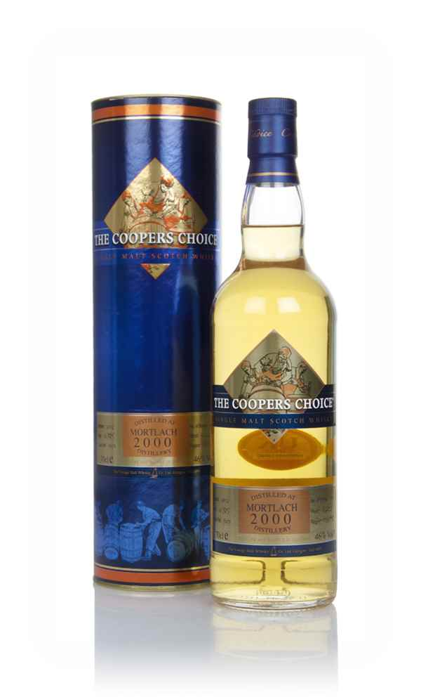 Mortlach 12 Year Old 2000 (cask 9050)- The Coopers Choice (The Vintage Malt Whisky Co.)
