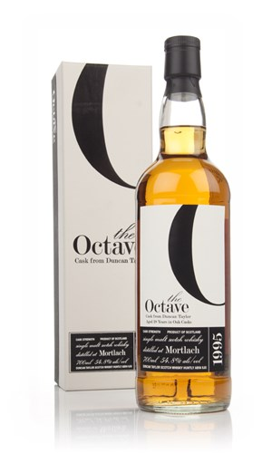 Mortlach 18 Year Old 1995 (cask 797051) The Octave (Duncan Taylor)