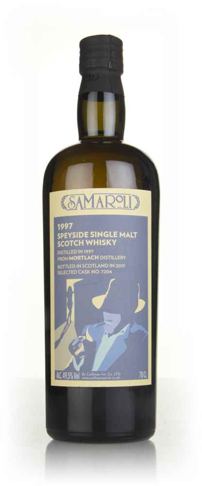 Mortlach 1997 (bottled 2017) (cask 7204) - Samaroli