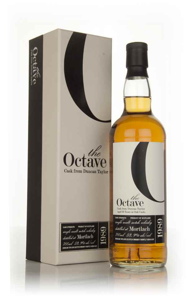 Mortlach 23 Year Old 1989 (cask 792947) - The Octave (Duncan Taylor)