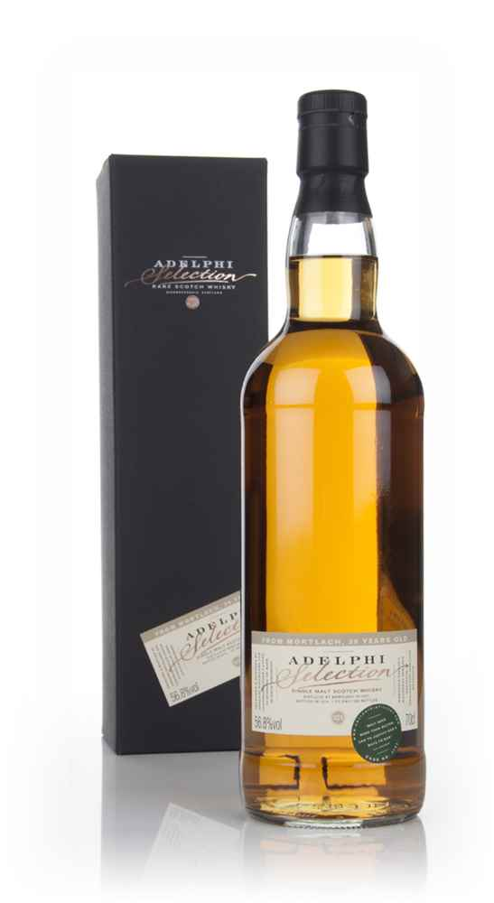 Mortlach 26 Year Old 1987 (cask 3103) - (Adelphi)