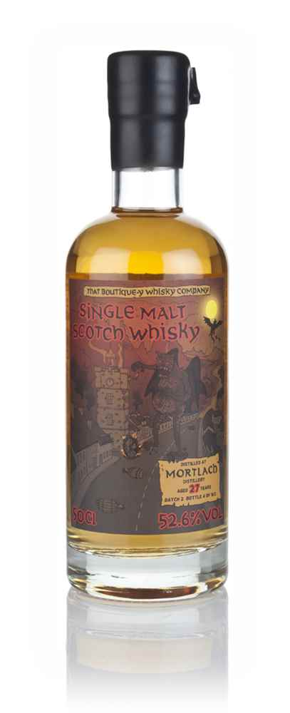 Mortlach 27 Year Old (That Boutique-y Whisky Company)