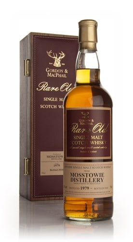 Mosstowie 1979 - Rare Old (Gordon and MacPhail)