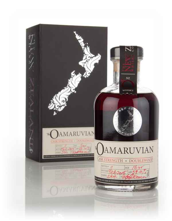 The Oamaruvian 16 Year Old DoubleWood 1999 (cask 544) (The New Zealand Whisky Company)