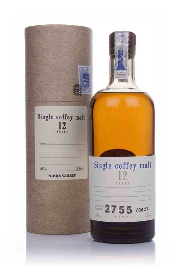 Nikka Coffey Malt 12 Year Old