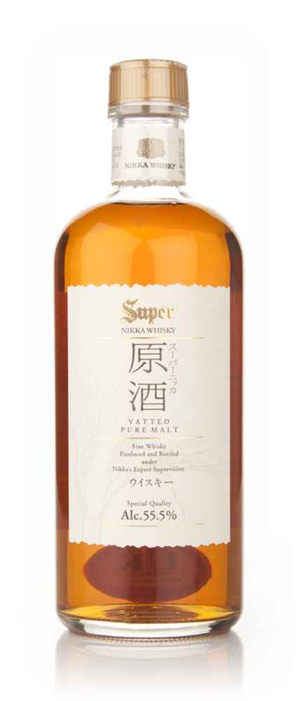 Nikka Super Whisky - Genshu