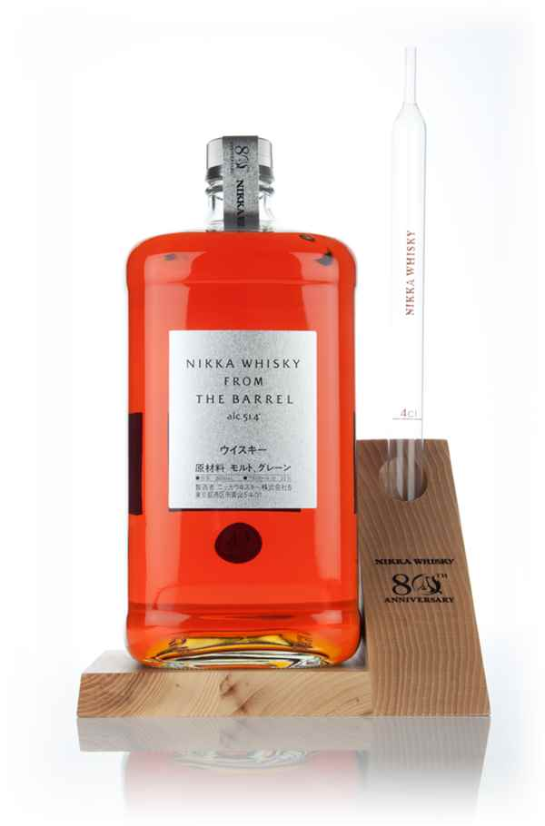 Nikka Whisky From The Barrel - 3 Litre
