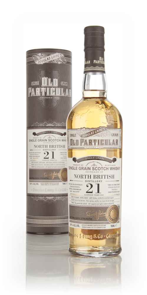 North British 21 Year Old (cask 10797) - Old Particular (Douglas Laing)